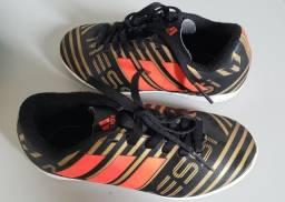 Chuteira Adidas + tênis Nike originais