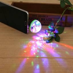 Mini jogo de luz portátil usb