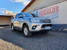 Toyota hilux 2.8 srv baixa km