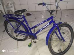 Linda Bicicleta Modelo Cairu Azul