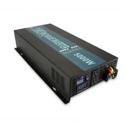 Inversor Off Grid - Onda Senoidal Pura 60HZ De 24V para 220V