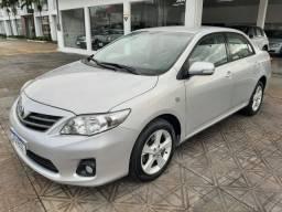 Ent. 50% + 48x 980,00 - Toyota Corolla XEI 2.0 Aut. 2014 - Carro em ótimo estado