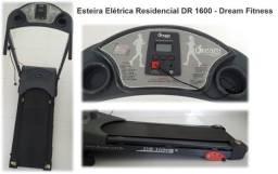 Esteira Elétrica Residencial DR 1600 - Dream Fitness