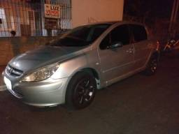 Peugeot 307 Hatch 1.6 16v ano 2003 completo R$13.500