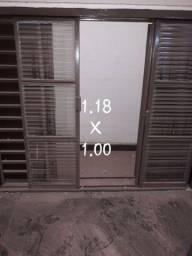 Vendo janela usada
