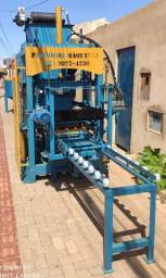 Maquina de Bloco Hidraulica e Pneumatica