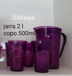Jarra 2l 4copos