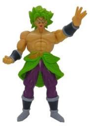 Boneco Broly Super Saiyajin 18 Cm De Altura Dragon Ball