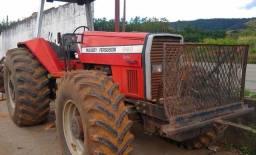 Trator MF 680 4x4 *parcelo