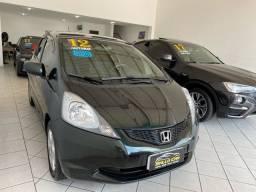 Honda FiT EX Automático ano 2012
