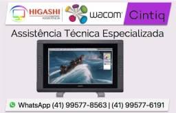 Assistência Técnica Wacom Cintiq Mesa Digitalizadora Interativa