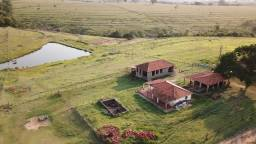 Fazenda estruturada a 12 km de Pres. Prudente!