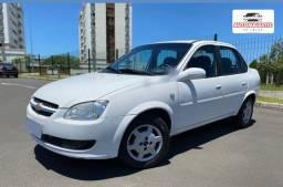 Classic LS 2012 - Ar Condicionado - Branco (Corsa Sedan)