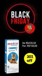 BRAVECTO PARA GATOS BLACK FRIDAY