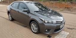 Toyota Corolla XEi 2015 único Dono