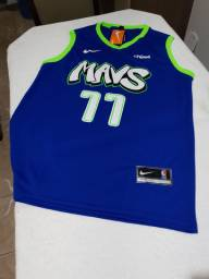 Camisa de basquete do Dallas Mavericks M