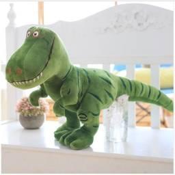 Dinossauro De Pelúcia 60cm Tiranossauro Jurassic Park