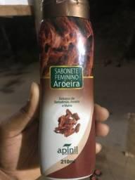 Sabonete líquido Íntimo de Aroeira