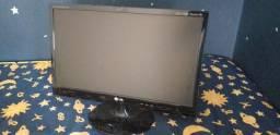 "Televisor/ Monitor 21"" LG usado - Porto Franco MA"