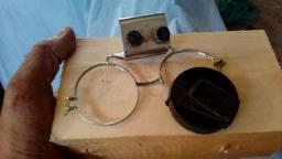 Óculos proteção solda capacete
