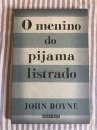 Livro O menino do pijama listrado