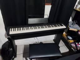 Piano Digital Casio CDP S100 88 teclas + Suporte e Banqueta