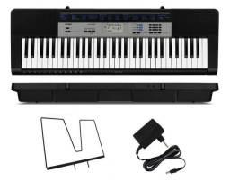 TECLADO/PIANO CASIO CRK1550 NOVO