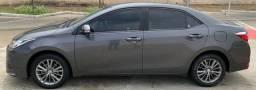 Corolla , Gli Upper 1.8 2018/2018, cvt automático, único dono, 79 mil km