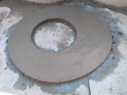 Material de aterfatos de cimento armado