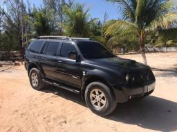 Pajero sport hpe 2.5 diesel 4X4 07/08 automática, bem conservada