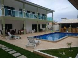 FZ129 - Casa excelente condomínio em Jauá - 06 quartos