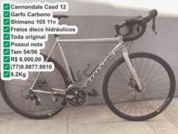 Bike Speed Cannodale Caad 12 shimano 105 hidráulico