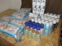 Saldo Produtos higiene para loja
