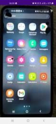 Título do anúncio: Vendo celular A11 64gb trincado