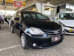 Título do anúncio: Toyota Etios Sedan 1.5 X (2015) 29.000km Unica Dona