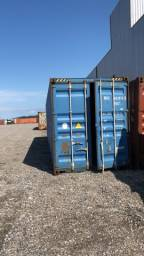 Container 40 pés Dry (12 metros)