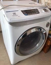 Lavadora e secadora Eletrolux 9kg