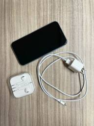 Título do anúncio: iPhone XR 128 GB intacto com fone de ouvido e carregador