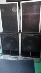 Vendo aparelhagem de som