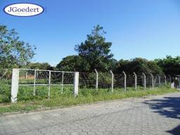 Título do anúncio: Terreno para locação quadra mar - JGoedert Imóveis