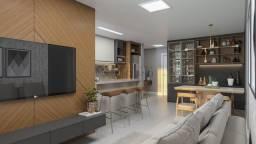 Título do anúncio: [ENTREGA FEV/22] Apartamento com 74,49m², 2 Dormitórios, sendo 1 Suíte, Sacada com Churras