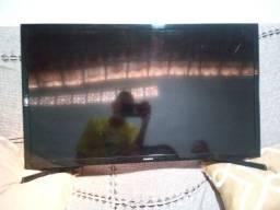 Samsung smartv 32 polegadas visor quebrado