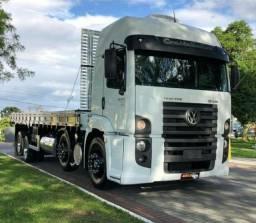 Vw constellation 19-320 bi-truck 2012(parcelamento bacana)