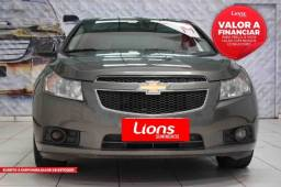 Título do anúncio: Chevrolet Cruze LTZ 1,8 At