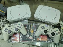 Playstation one  completo  300.00 cada