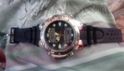 Relógio citizen aqualand 1060 duplex