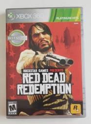 Jogo Xbox 360 - Red Dead Redemption