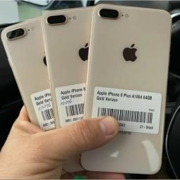 Título do anúncio: iPhone 8 plus 64gb( Golpistas não vendo Olx pay nem ML)
