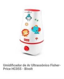 Título do anúncio: UMIDIFICADOR DE AR ULTRASSONICO BIVOLT