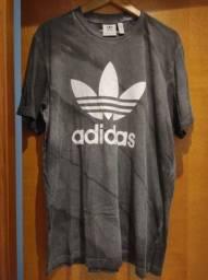 Camiseta Adidas tie dye oversize Original